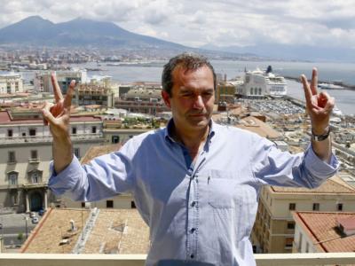 Luigi de Magistris si candida a presidente della Regione Calabria
