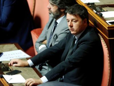"""Renzi: """"Pd insieme di correnti, non voglio morire socio di Rousseau. Battere il populismo cattivo di Salvini"""""""
