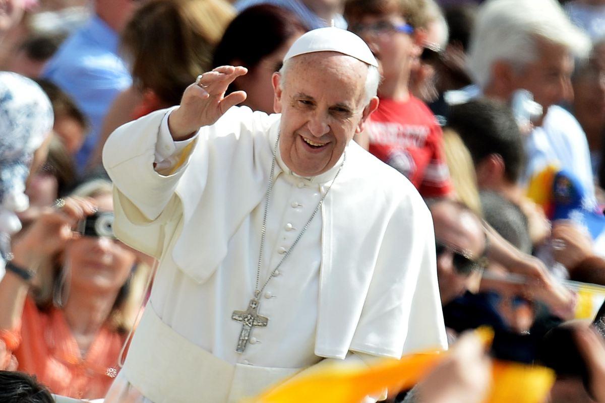 L' appello di papa Francesco |   Senza il lavoro le famiglie non vanno avanti