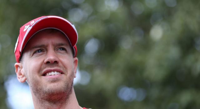 """Vettel pensa al futuro: """"Forse rimarrò nelle corse"""""""