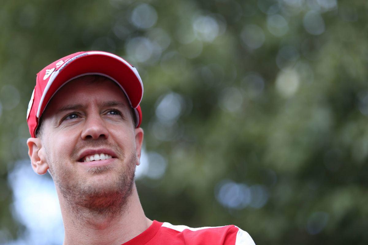 Formula 1, la proposta della Ferrari a Vettel