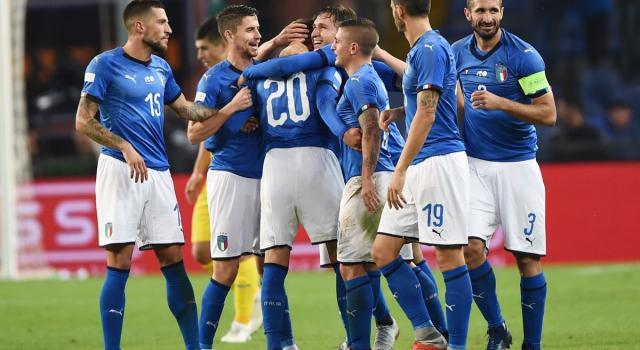 Nations League, l'Italia debutta con un pareggio. 1-1 contro la Bosnia