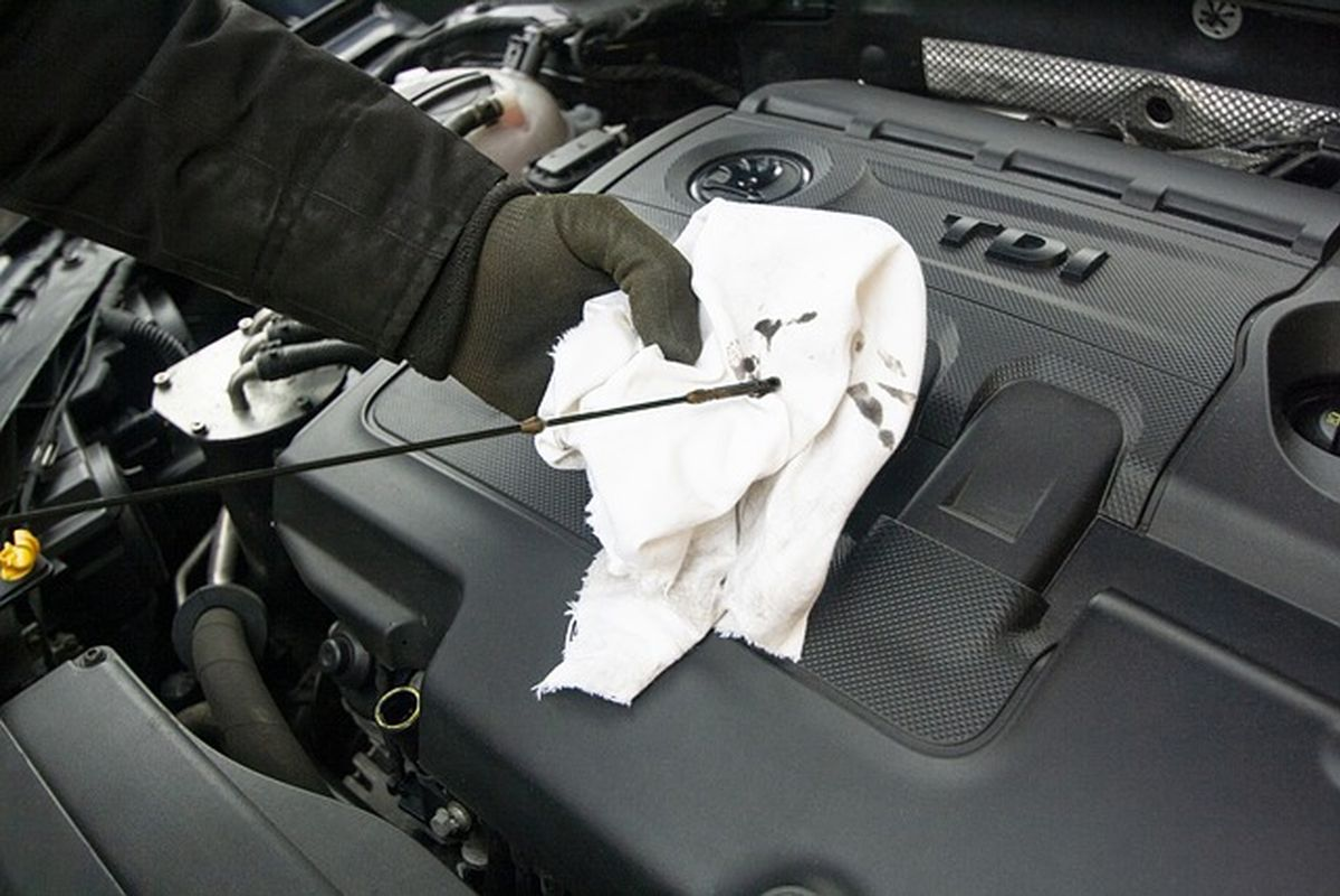Insufficiente pressione olio motore