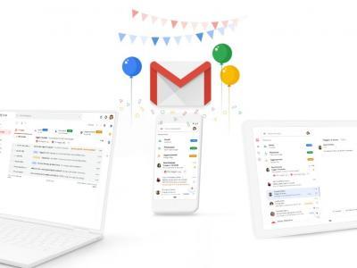 Gmail compie 15 anni e permette di programmare l'invio delle email
