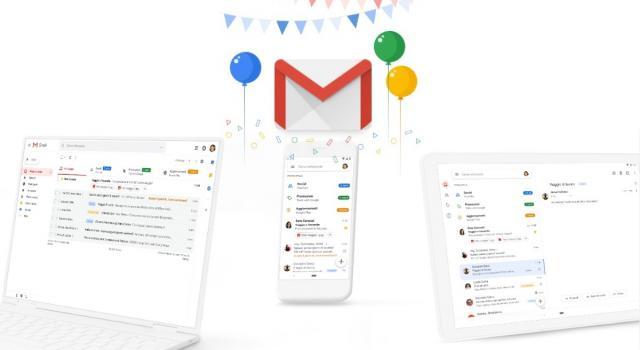 programmare invio email gmail