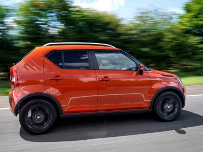 Suzuki Ignis: la compatta con l'animo del SUV