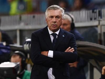 Napoli-Genoa, la delusione di Ancelotti: non difendiamo bene. E' un campanello di allarme