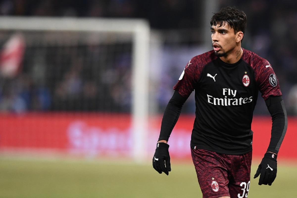Lucas Paquetà Milan-Bologna Marco Giampaolo