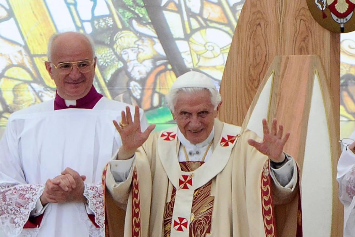 Papa Benedetto XVI Joseph Aloisius Ratzinger