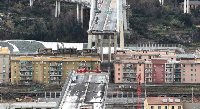 Usura del Ponte Morandi, ministero delle Infrastrutture informato da febbraio