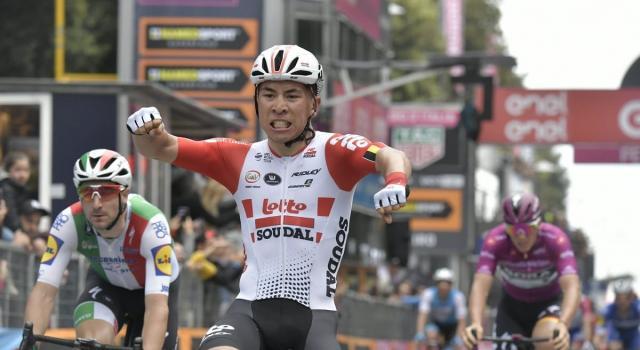 Tour de France, successo di Caleb Ewan a Sisteron. Alaphilippe resta in giallo