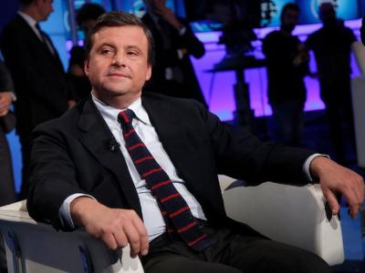 Carlo Calenda candidato sindaco a Roma
