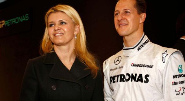 Corinna Betsch Michael Schumacher (1)