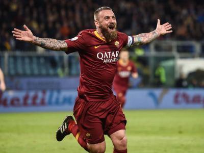 Serie A, De Rossi decide a Marassi. La Roma supera la Sampdoria