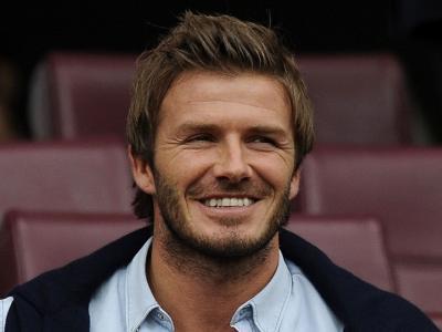 David Beckham, lo 'Spice Boy' del Manchester United