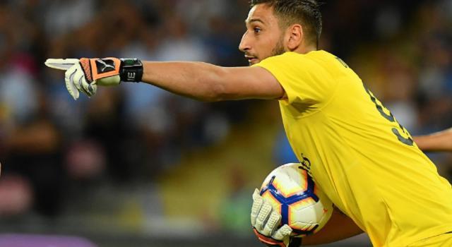 Milan-Napoli: Donnarumma stoppa Milik al 92′!