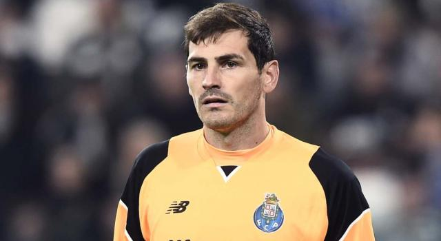 "Infarto per Casillas, un sorriso dopo la paura: ""Ora sto bene"""