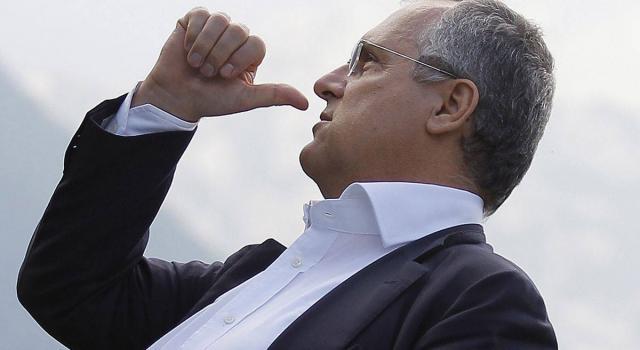 Luis Alberto, 'Lotito compra gli aerei ma non ci paga'. Poi le scuse