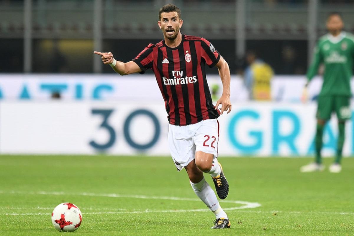 Mateo Musacchio Milan