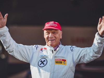 Niki Lauda, un anno fa la scomparsa dell'ex pilota austriaco