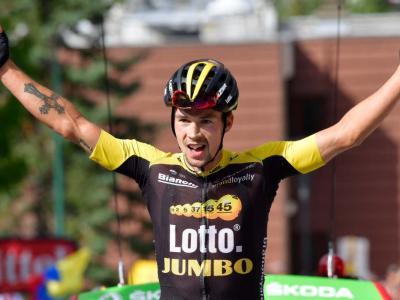 Trionfo di Primoz Roglic alla Vuelta. Gaudu vince sull'Alto de la Cotavilla