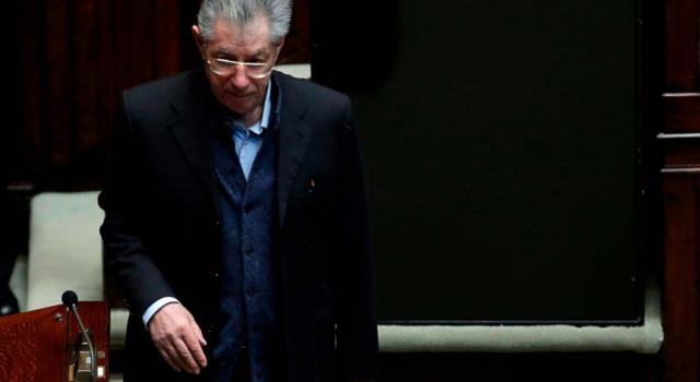 """""""Napolitano terrone"""", Bossi condannato per vilipendio"""