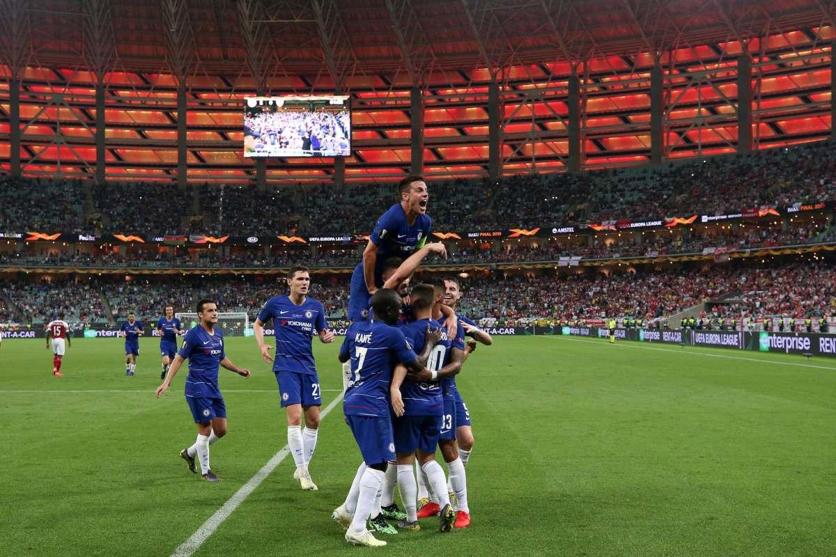 Chelsea Hazard