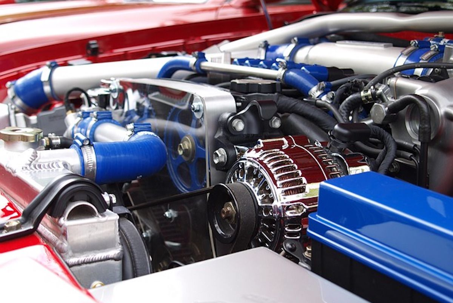 Coppia Motore