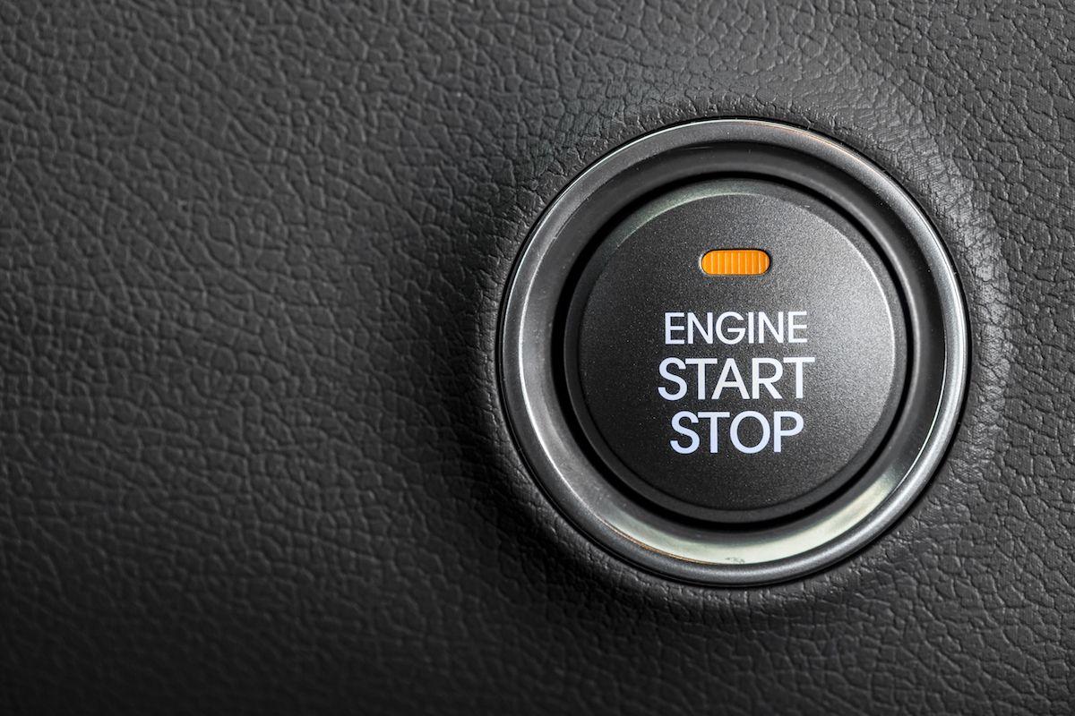 Motorino avviamento