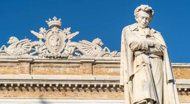 L'Infinito di Giacomo Leopardi compie 200 anni