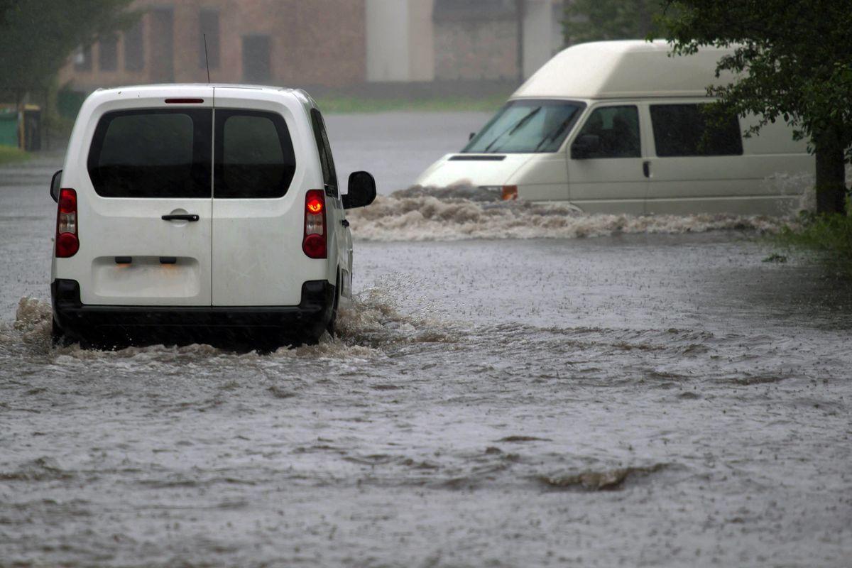 Alluvione maltempo