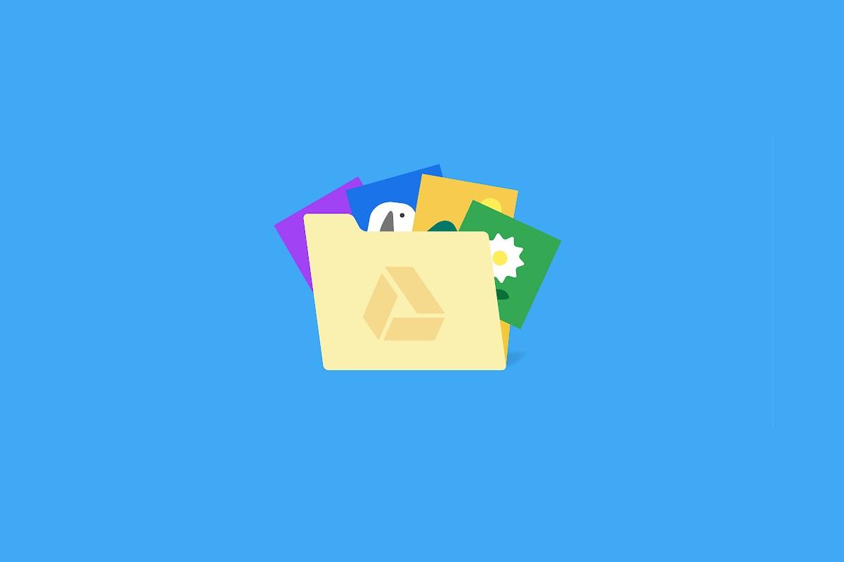 Google drive Google Foto