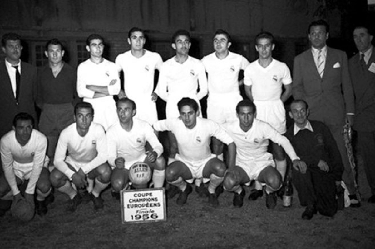 Real Madrid, 1955/56