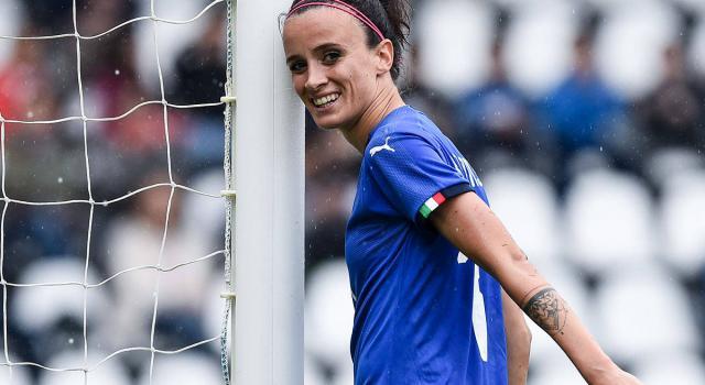 Chi è Barbara Bonansea, la stella dell'Italia femminile