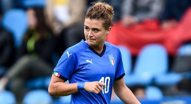 Qual. Euro 2021, 'manita' dell'Italia alla Bosnia: tris di Cristiana Girelli