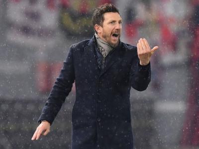 Eusebio Di Francesco è il nuovo allenatore del Cagliari
