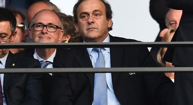 """La verità di Platini: """"Ho sofferto un mese"""". E sul Var: """"Una ca…"""""""