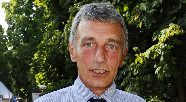 David Sassoli ricoverato per una polmonite