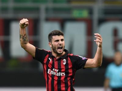 """Milan-Roma, Patrick Cutrone: """"Emozione indescrivibile. Continuiamo così"""""""
