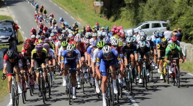 Tour de France 2019, Mike Teunissen la prima Maglia Gialla