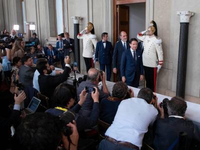 """Conte disegna la 'nuova Italia': """"Sarà solidale e inclusiva"""""""