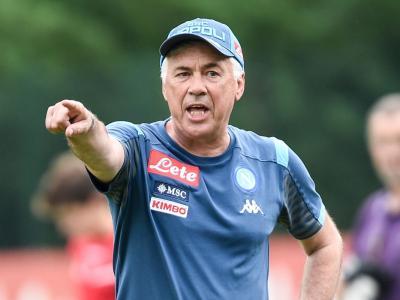 Napoli, esonerato Ancelotti: Gattuso il suo erede