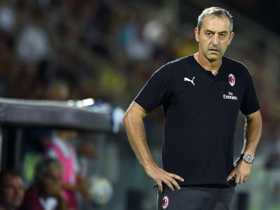 Milan, Giampaolo studia le modifiche: con Rebic si passa al 4-3-3?