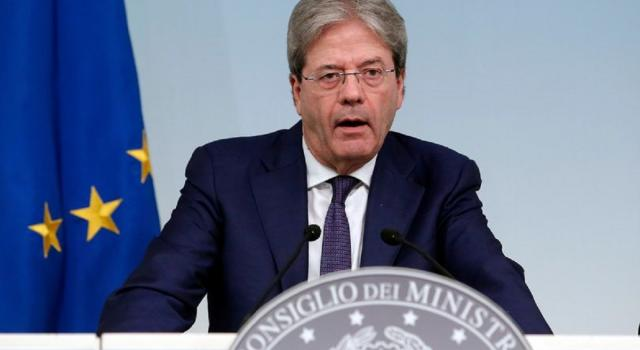 "Gentiloni: ""La decisione di usare il Mes o no spetta all'Italia"""