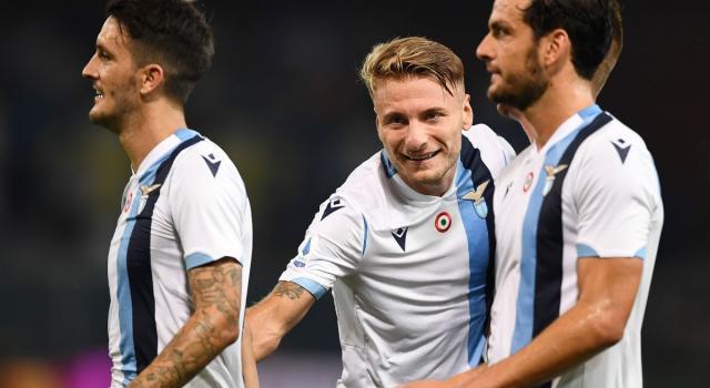 Serie A, Luis Alberto risponde a Kolarov: 1-1 tra Lazio e Roma
