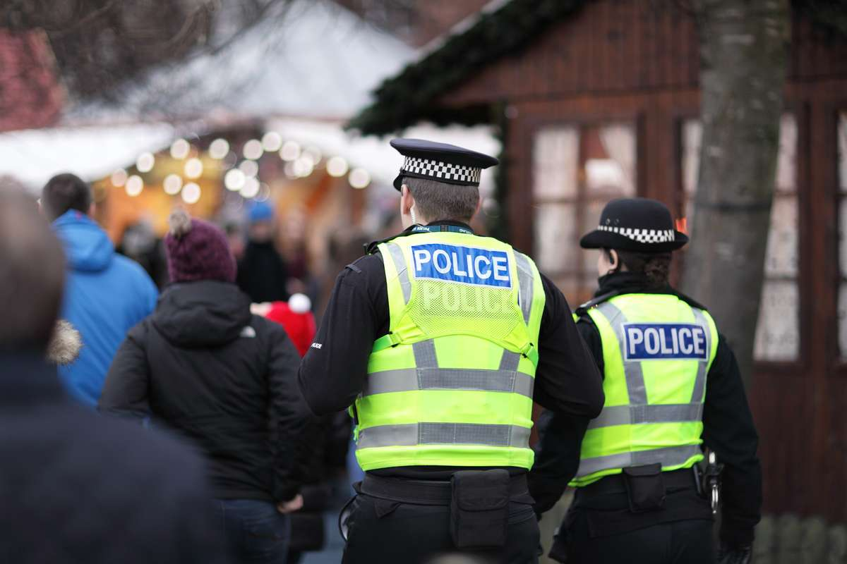 Polizia Inghilterra