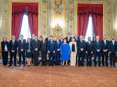 Chi è Lorenzo Guerini, il ministro della Difesa del Governo Conte II