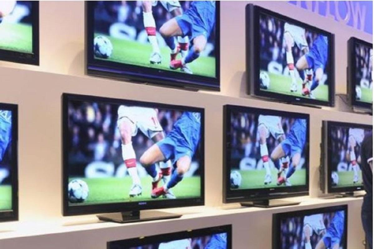 Televisori in vendita