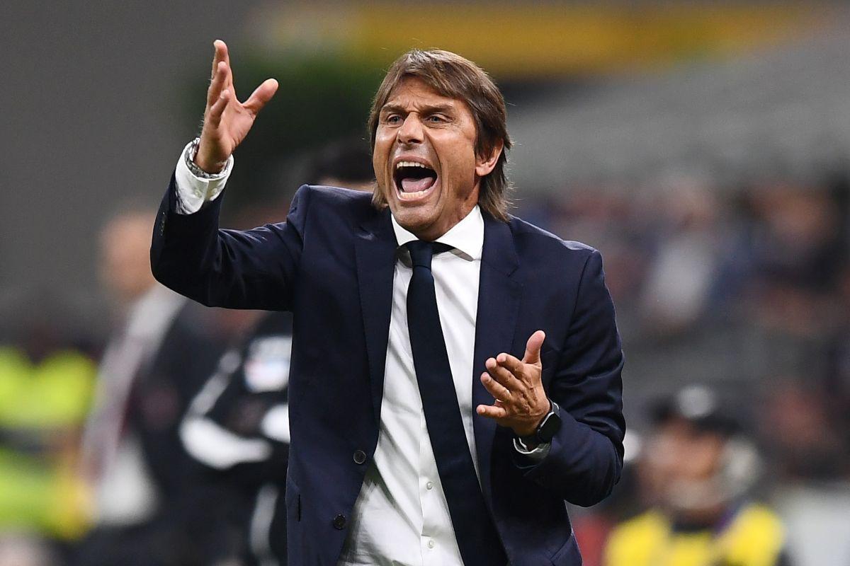 Antonio Conte Inter-Spal