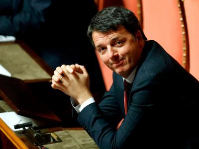 """Renzi: """"In Europa c'è una svolta"""""""